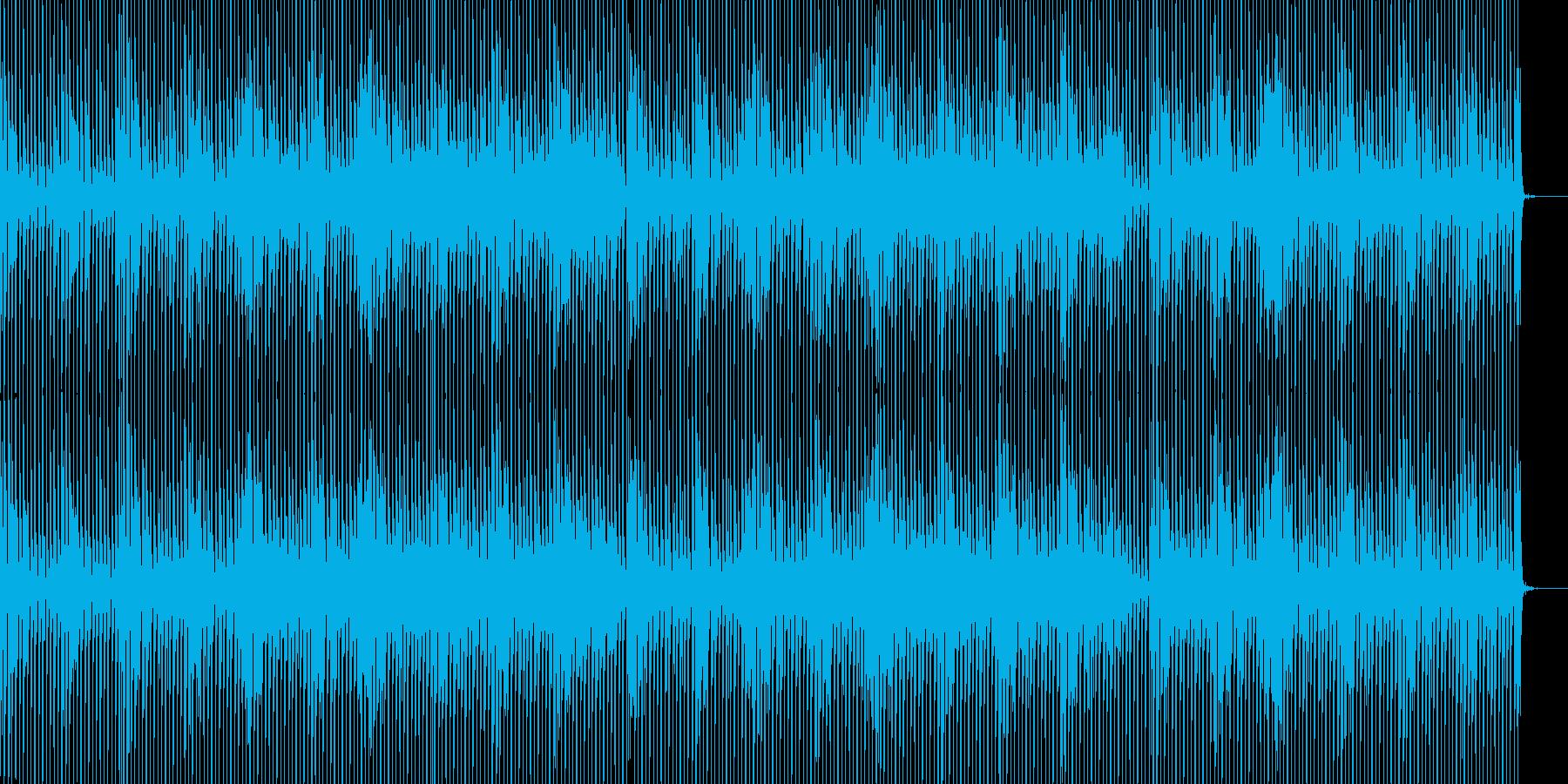 癒し系ハウスナンバー。心地いいリズムと…の再生済みの波形