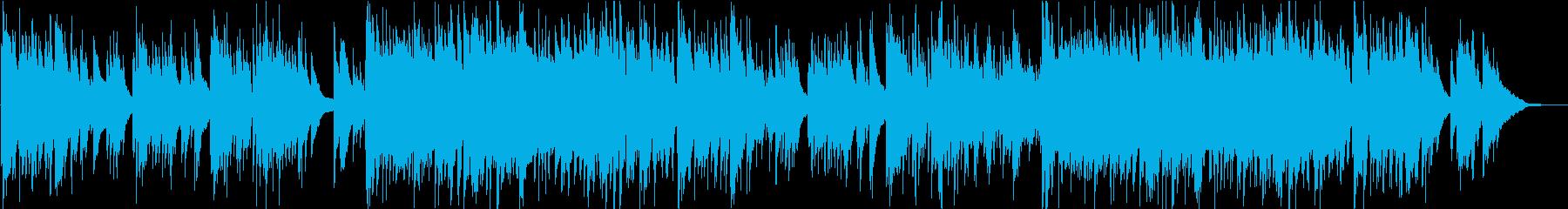 PV】泣ける!哀愁感漂うアコギバラードの再生済みの波形