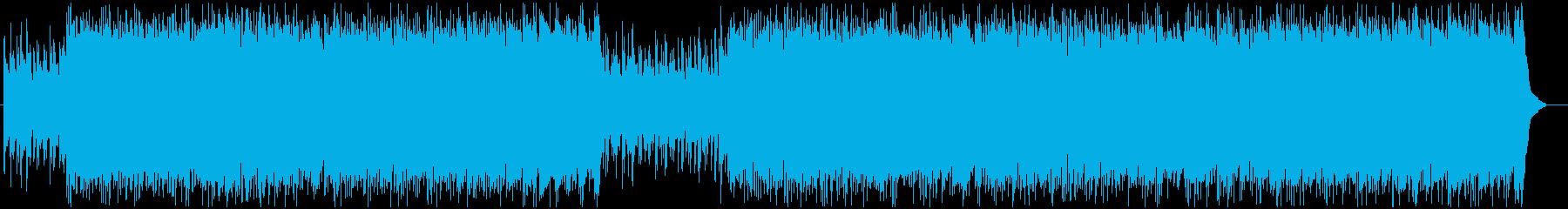 バグパイプ・マウンテンダルシマーの再生済みの波形