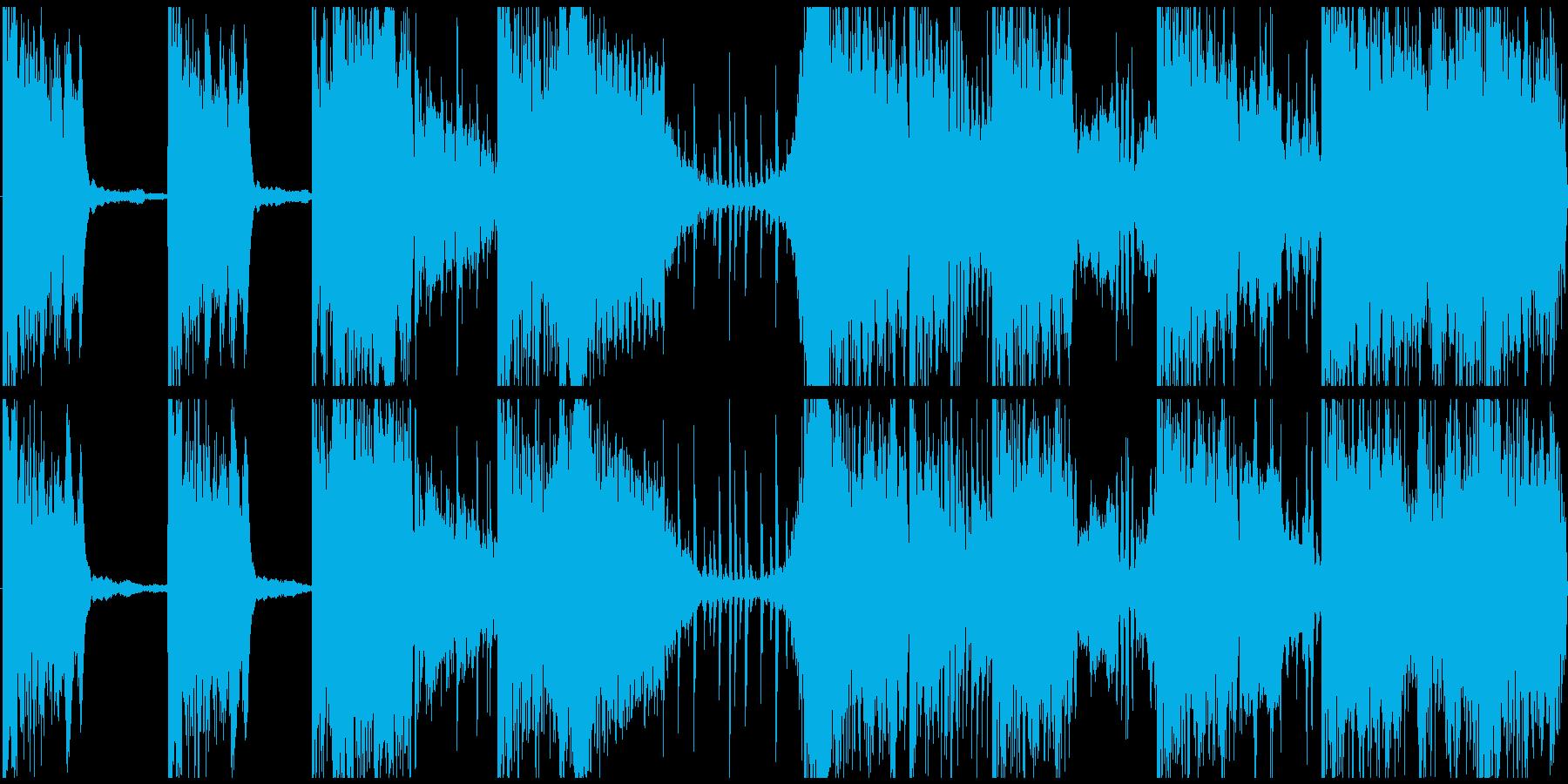 実験的な バトル 焦り ドラマチッ...の再生済みの波形