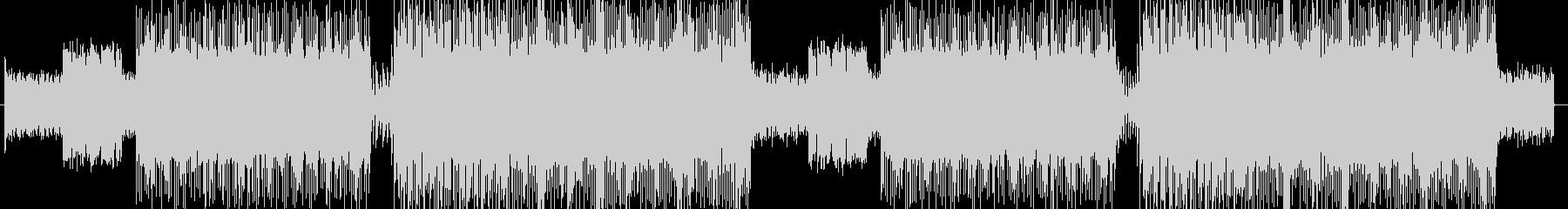 「HR/HM」「ROCK」BGM220の未再生の波形