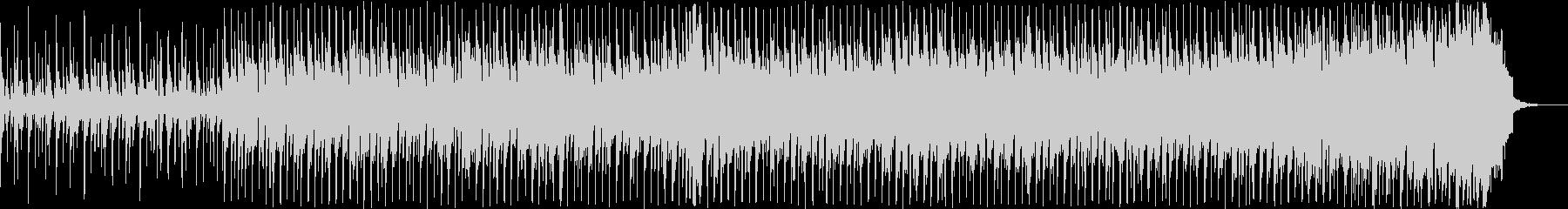 ピアノ、ギター、ベース、ドラム、ス...の未再生の波形