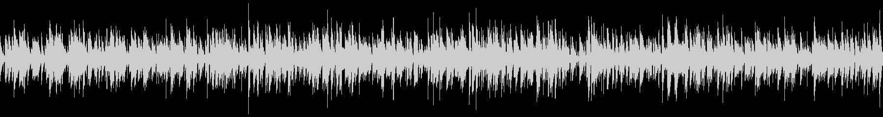 2分19秒のループ化ファイルです。の未再生の波形
