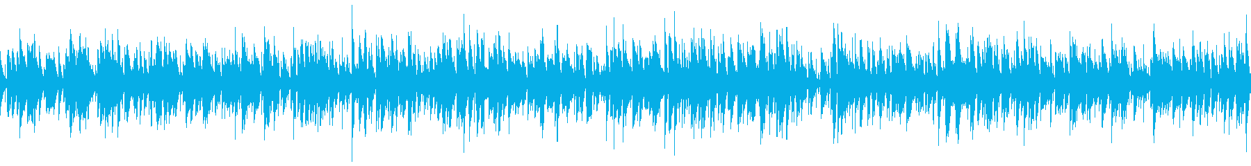 2分19秒のループ化ファイルです。の再生済みの波形