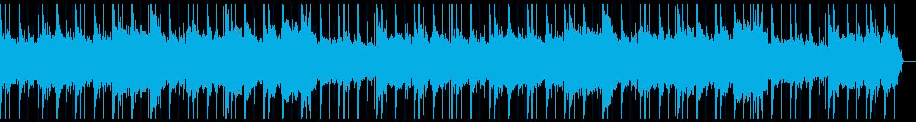 純和風雅楽サウンドの再生済みの波形