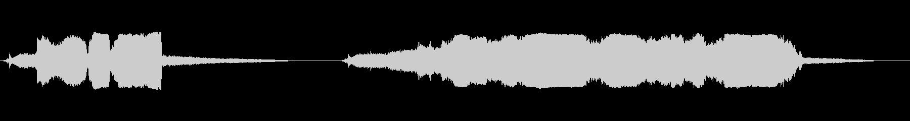 カッター、オーバーハンド、マシン、...の未再生の波形