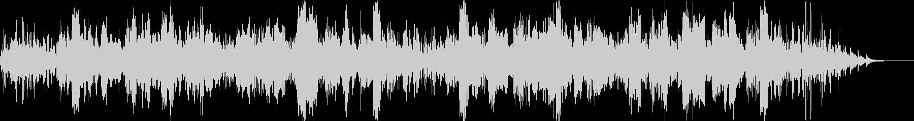 シューベルトのアベマリア_オペラ風の未再生の波形