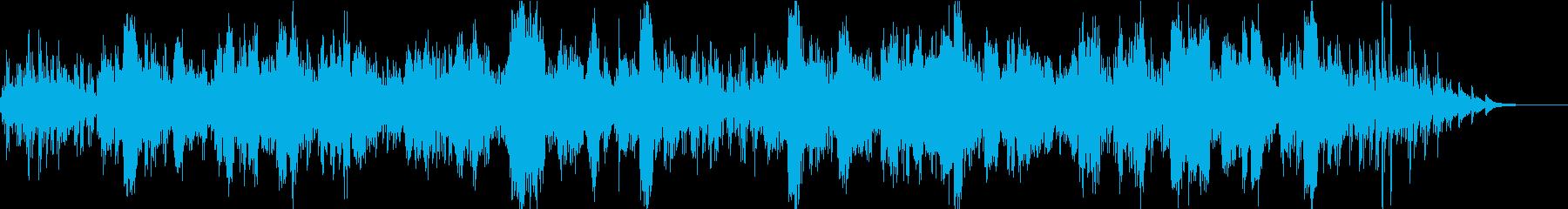 シューベルトのアベマリア_オペラ風の再生済みの波形