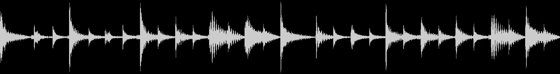 南米とヒップホップの影響をブレンド...の未再生の波形