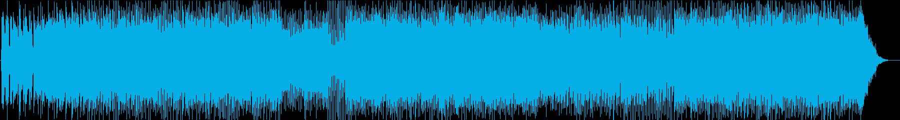 ポジティブで少し切ないギターポップの再生済みの波形