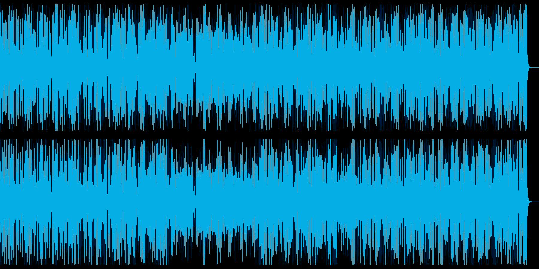 明るく軽快お洒落 豪華ビッグバンドジャズの再生済みの波形