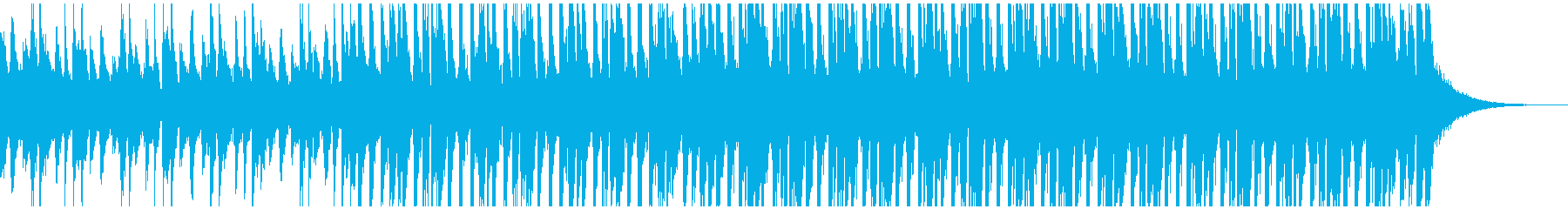 ハウスパーティー(ショート)の再生済みの波形