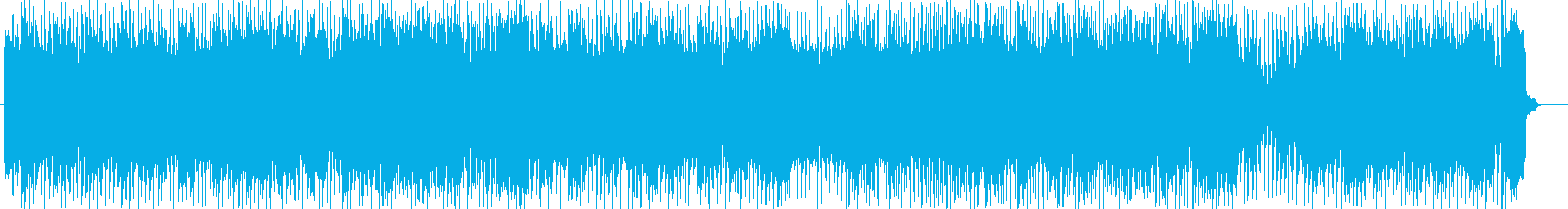 楽しげなLove Simulationの再生済みの波形