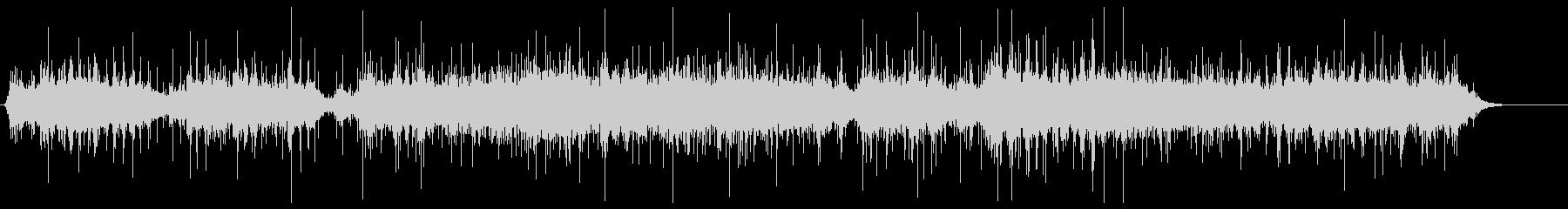 カラカラ 木の実 生演奏 リバーブの未再生の波形