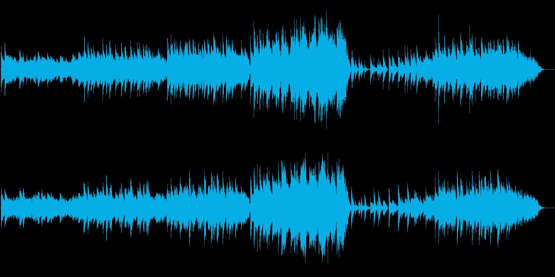 [和風]日本茶 京都 鎌倉 幻想的 古都の再生済みの波形