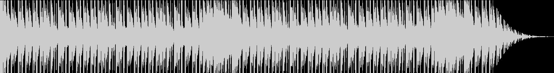 30秒・パーカッション・ワークアウトの未再生の波形