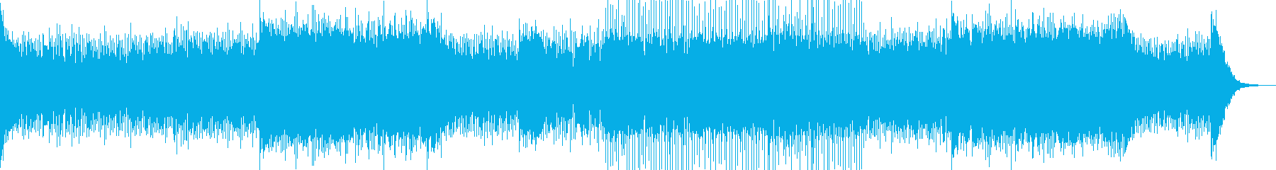 映画音楽、荘厳重厚、映像向け-08の再生済みの波形