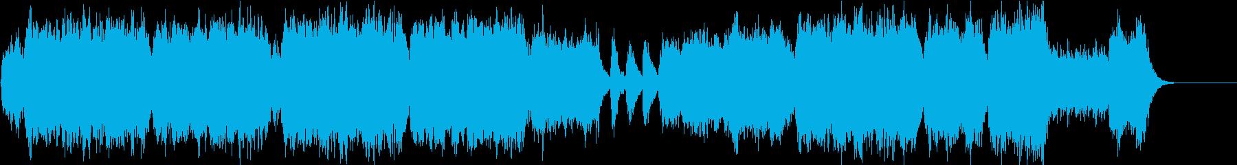 管楽器の旋律がパワフルなポップスの再生済みの波形
