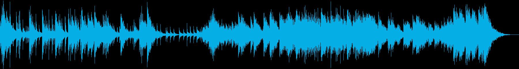 打楽器のみで迫力を演出の再生済みの波形