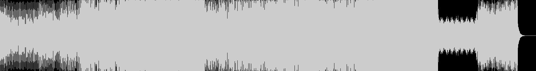 高地の空気のケルトブレイクスの未再生の波形