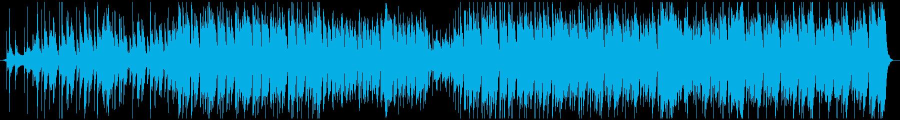 モチベーションのためのボーカル聖歌...の再生済みの波形