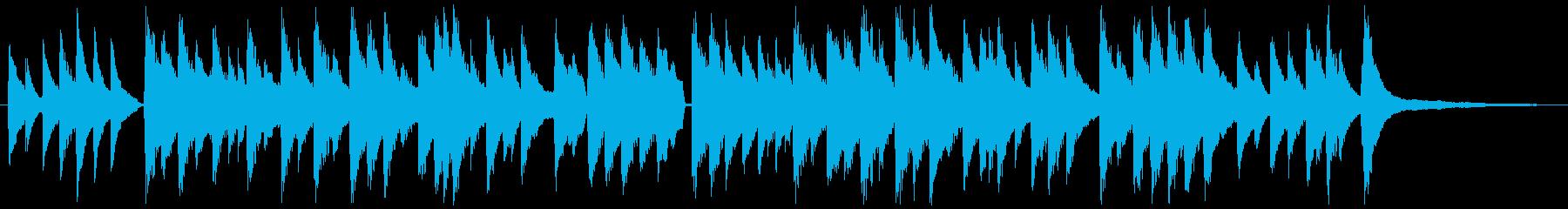 「たなばたさま」ピアノ伴奏/BGMにもの再生済みの波形
