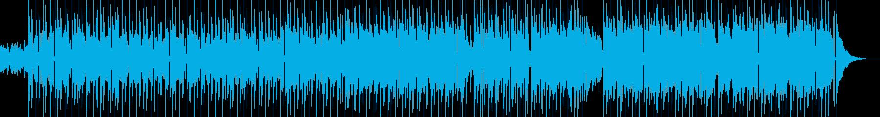 優しく切ない雰囲気に・R&B S2の再生済みの波形