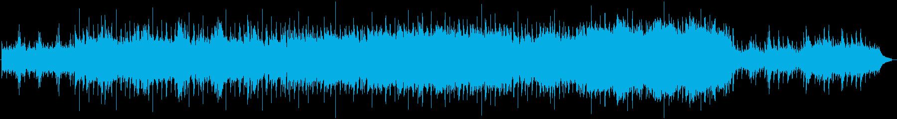 現代的なソフトポップまたはイージー...の再生済みの波形