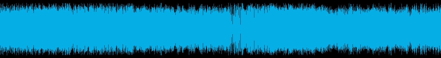 ネオクラシカルなチップチューン ループ版の再生済みの波形