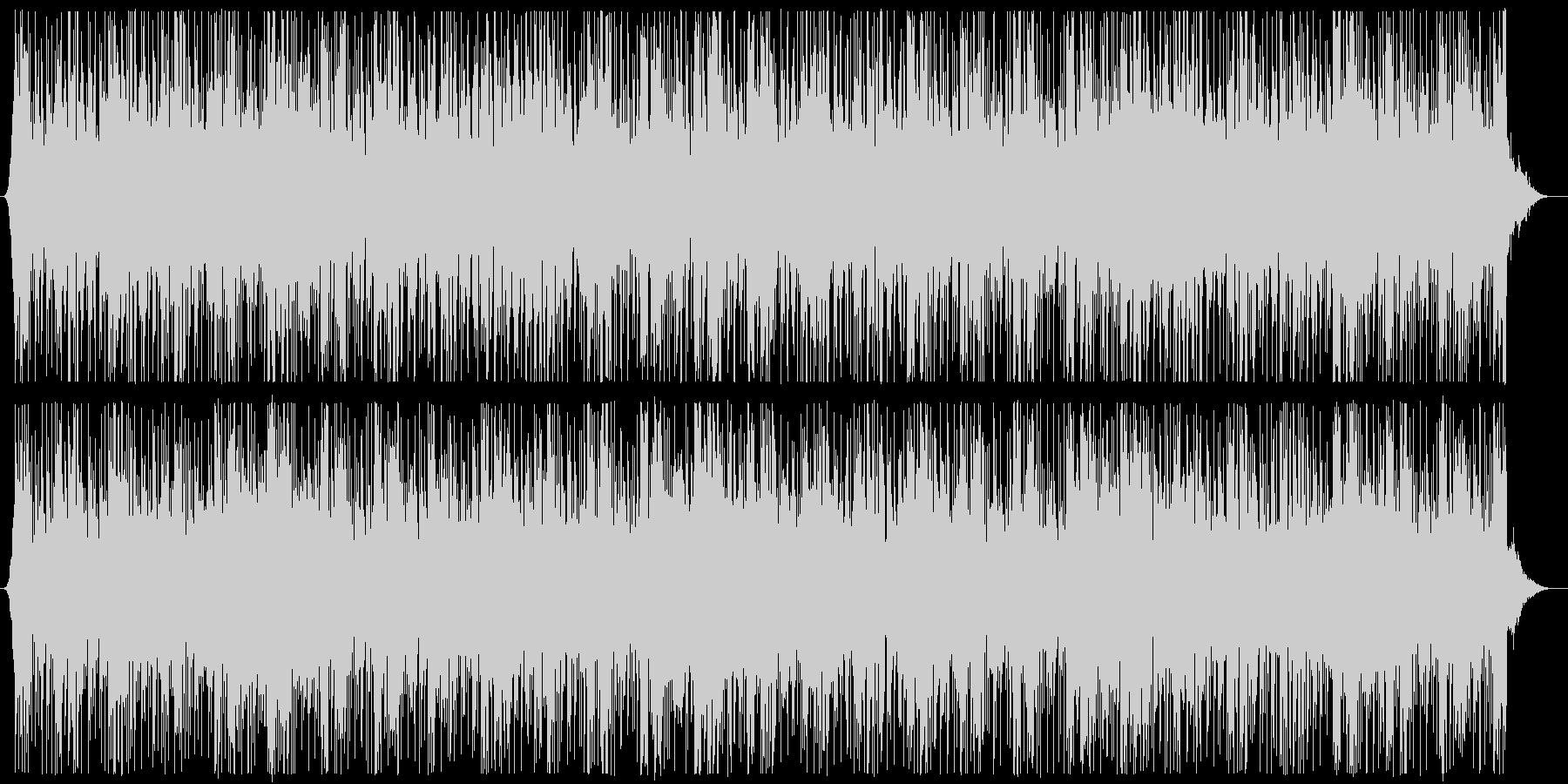 ソフトストリングス、繊細なシンセと...の未再生の波形