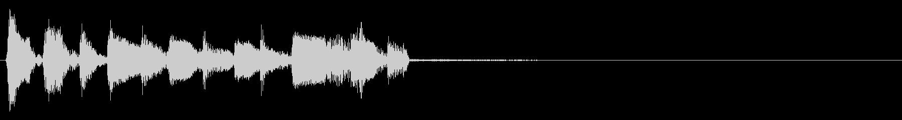 エレキギター:スプリンクルダウン、...の未再生の波形