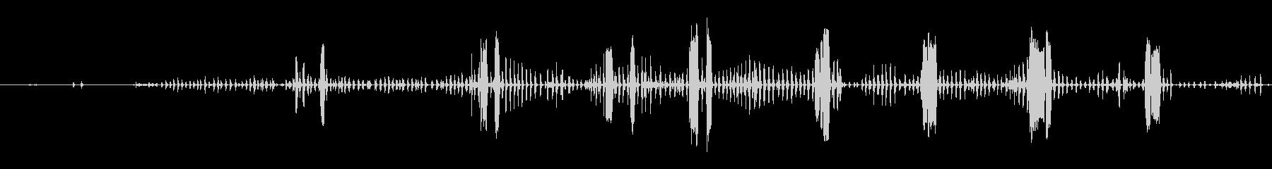 ヘンハウス1、バード; DIGIF...の未再生の波形
