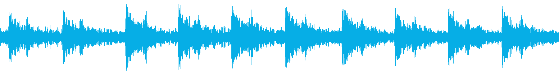 パイルドライバーLow Rumbl...の再生済みの波形