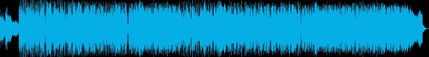 哀愁スムースジャズの再生済みの波形