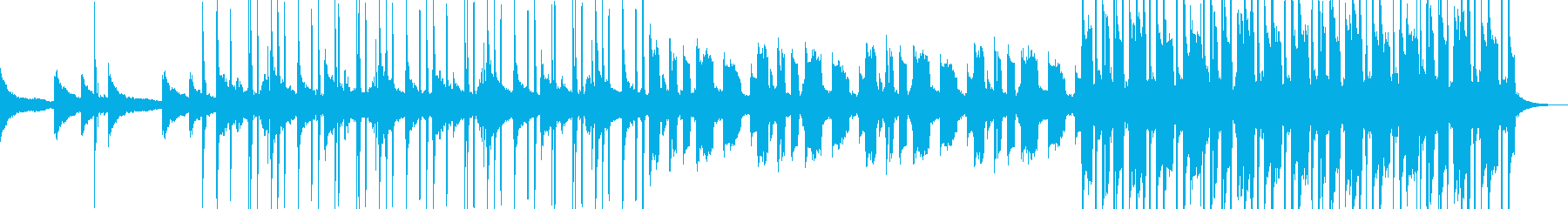 ロマン・ラブストーリー・トワイライトの再生済みの波形