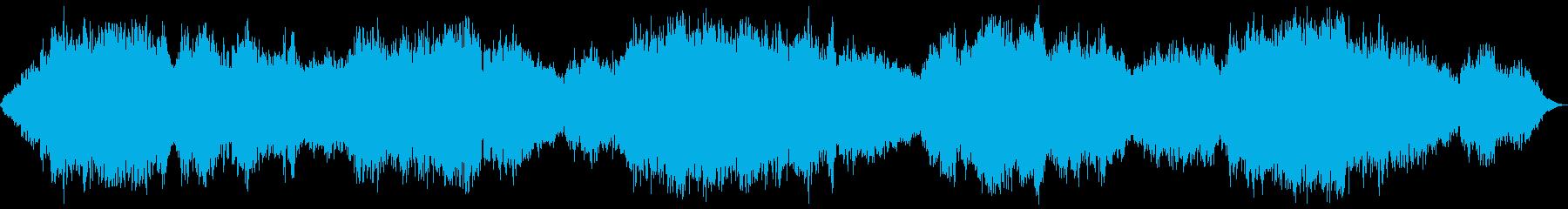 モーニングスペースストリングドロー...の再生済みの波形