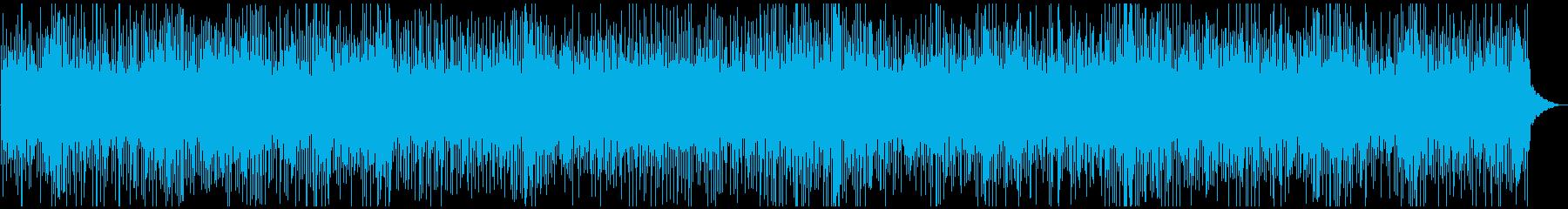 マンドリンが心地よいリズムのブルーグラスの再生済みの波形