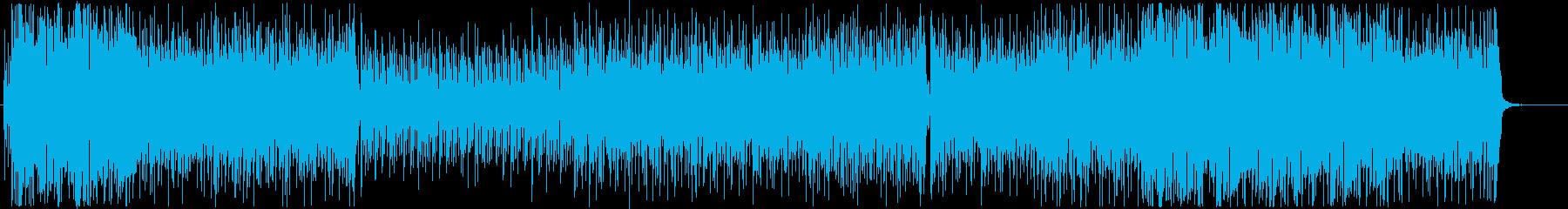 ドリーミーでハッピーな♫トイポップジャズの再生済みの波形