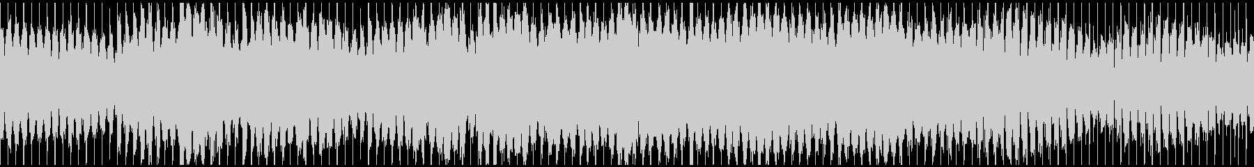 ノリノリな和風テクノ篠笛 ※ループ仕様版の未再生の波形