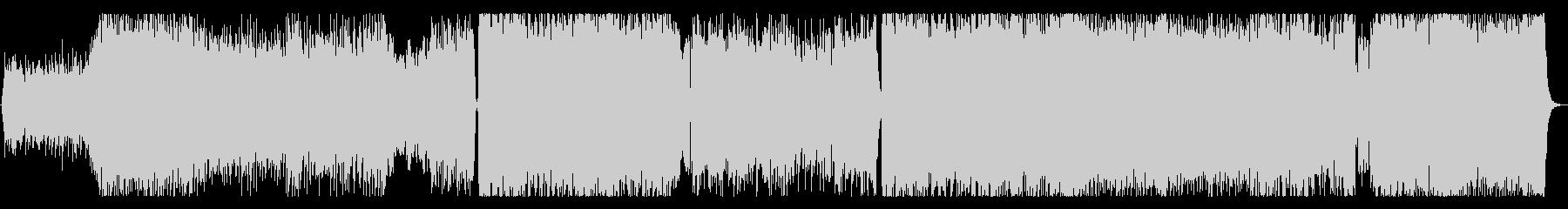 ハレルヤ・ネットワークの未再生の波形