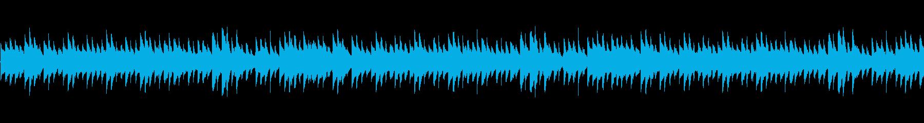 クリスマス パーカッション ピアノ...の再生済みの波形