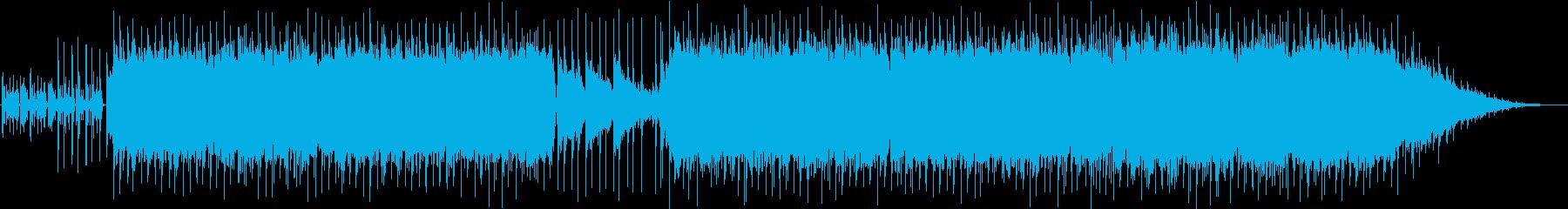Lo-Fi Hiphop 甘いギターの再生済みの波形