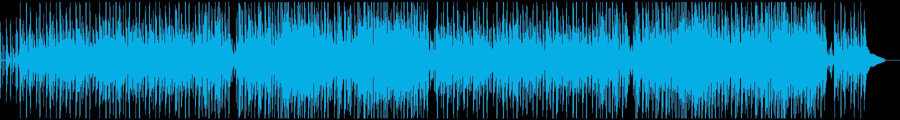 切なく悲しいレトロなエレクトロジプシーの再生済みの波形