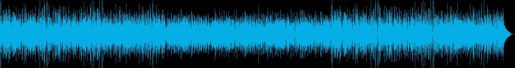 生演奏・気楽なアコースティックブルースの再生済みの波形