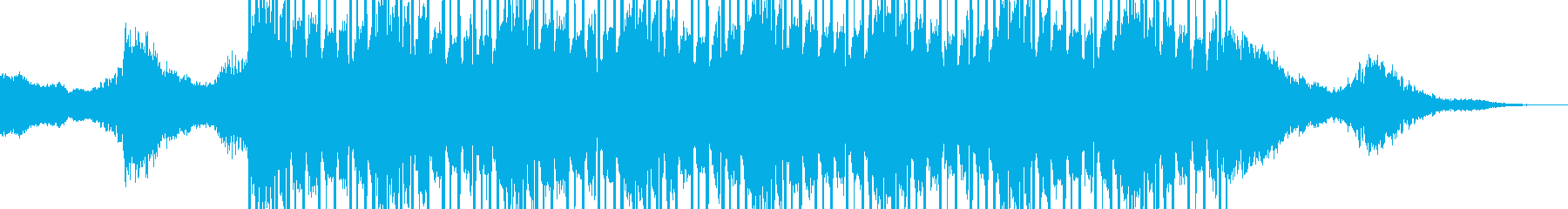 アンビエント ゆっくり 魅惑 電気...の再生済みの波形