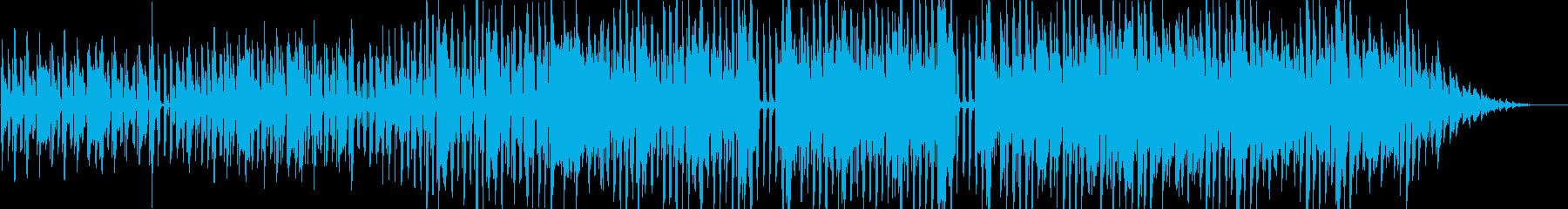 リコーダーのかわいいほのぼのPopの再生済みの波形
