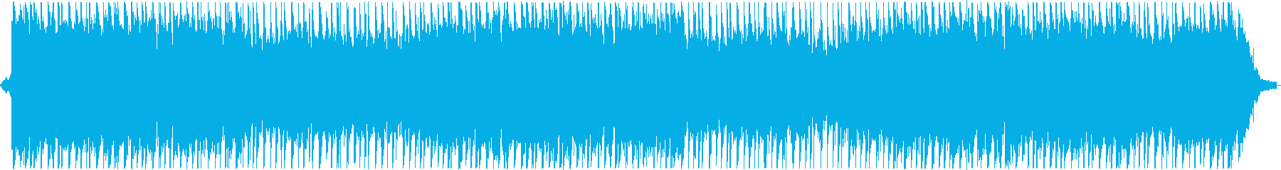 ロックインストゥルメンタル。高騰、...の再生済みの波形