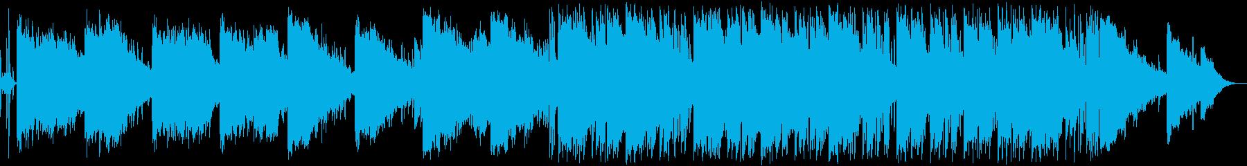 神秘的静かなエレピ・ナレ好相性・ショートの再生済みの波形