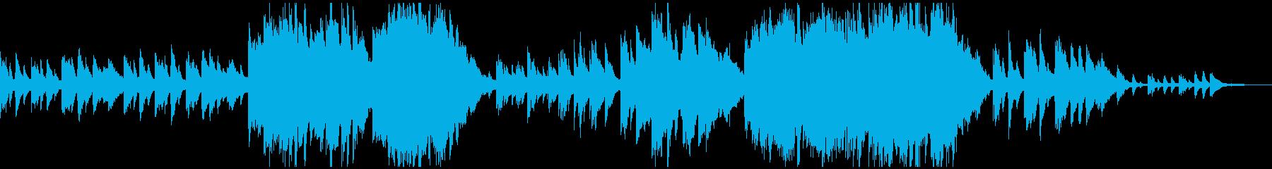 現代的 交響曲 アンビエント ほの...の再生済みの波形