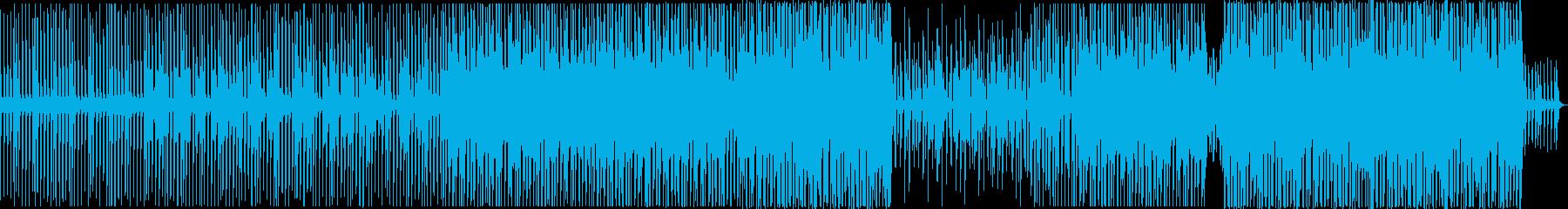 洋楽 おしゃれ 女性ボーカルの再生済みの波形